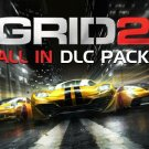 GRID 2 - All In DLC Pack Windows PC Game Download Steam CD-Key Global