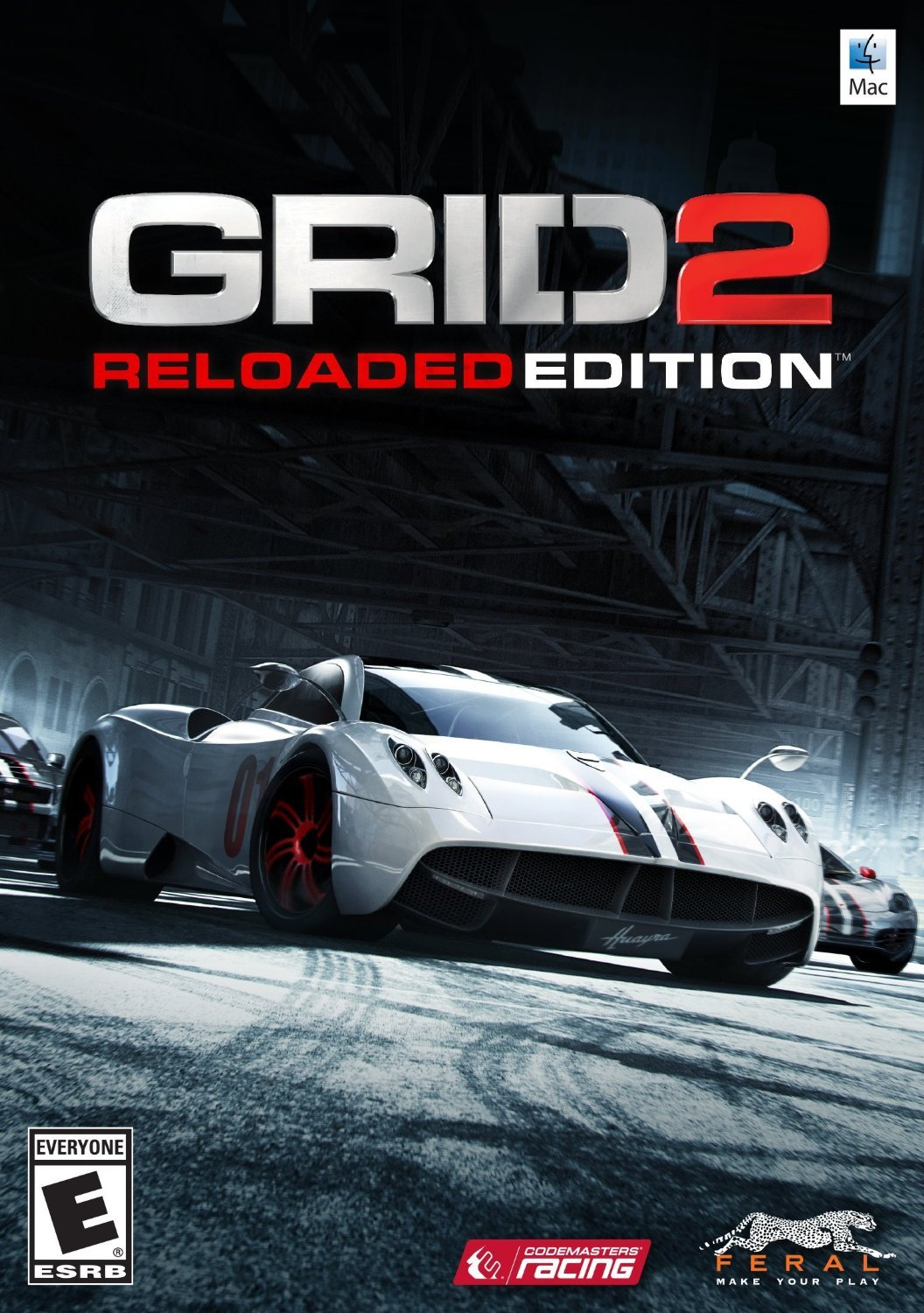 GRID 2 Reloaded Edition Windows PC Game Download Steam CD-Key Global