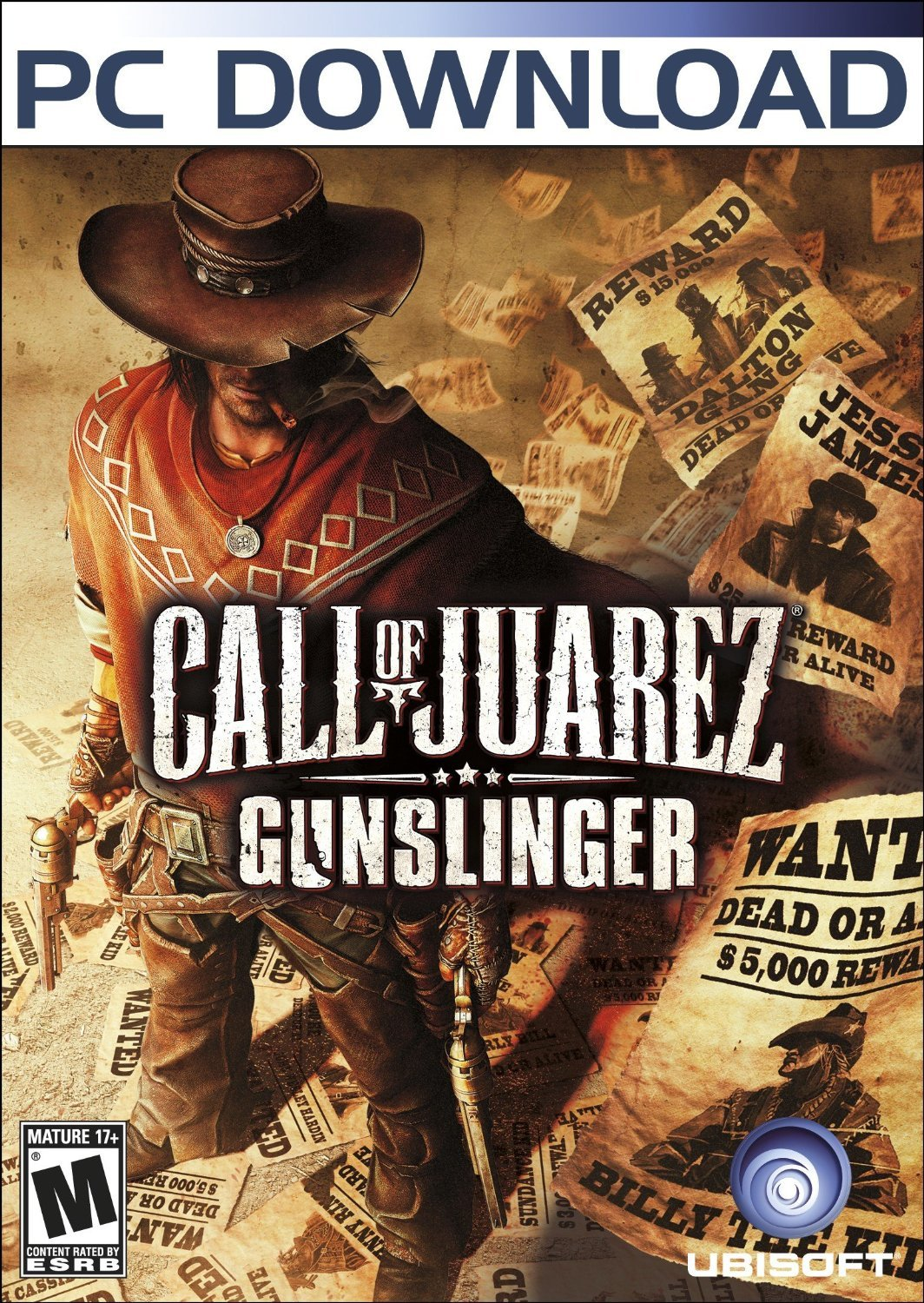 Call of Juarez Gunslinger Windows PC Game Download Steam CD-Key Global