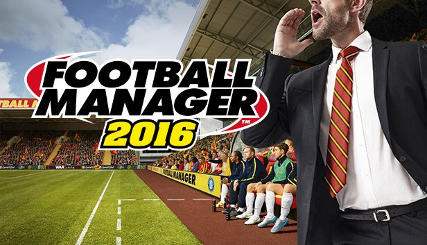 Football Manager 2016 Windows PC Game Download Steam CD-Key Global
