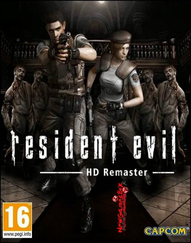 Resident Evil HD REMASTER Windows PC Game Download Steam CD-Key Global