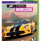 Forza Horizon Xbox 360 Digital Game Download Xbox Live CD-Key Global