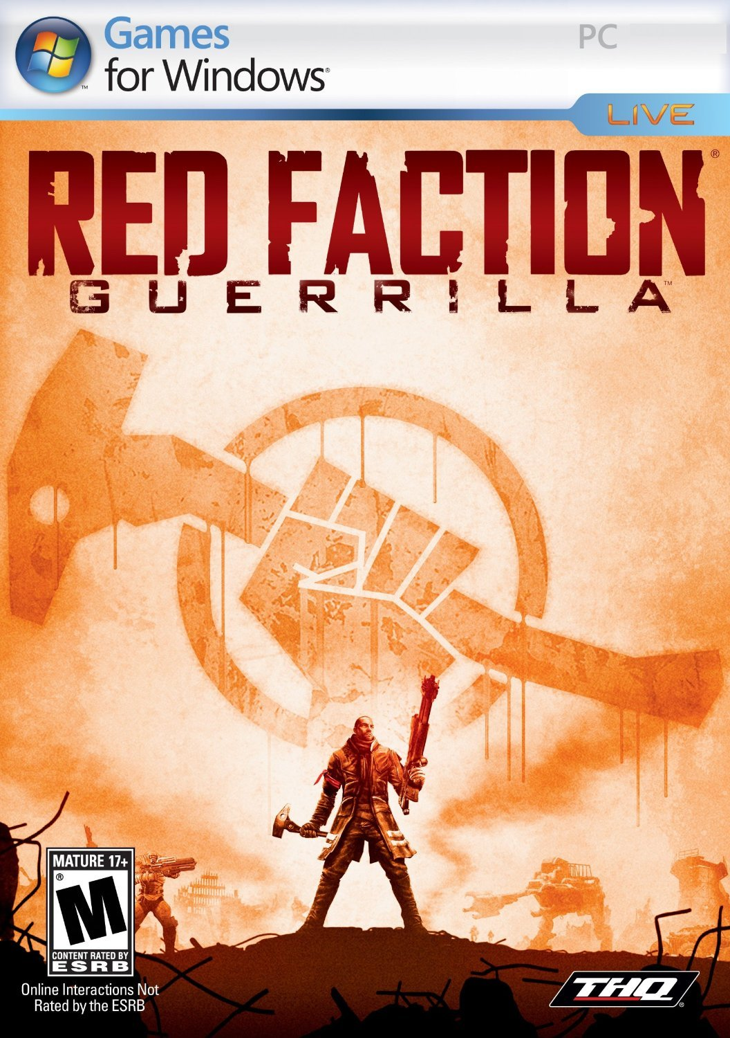 Red Faction Guerrilla Complete Windows PC Game Download Steam CD-Key Global