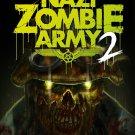 Sniper Elite: Nazi Zombie Army 2 Windows PC Game Download Steam CD-Key Global