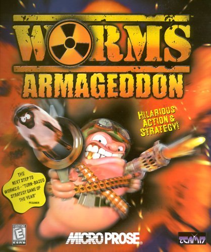 Worms Armageddon Windows PC Game Download Steam CD-Key Global