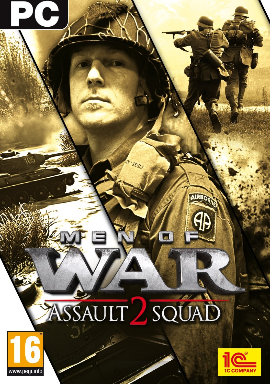 Men of War: Assault Squad 2 Windows PC Game Download Steam CD-Key Global