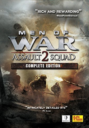 Men of War : Assault Squad 2 - Complete Edition Windows PC Game Download Steam CD-Key Global