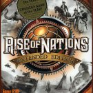 Rise of Nations: Extended Edition Windows PC Game Download Steam CD-Key Global