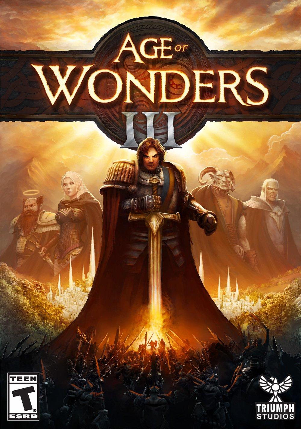 Age of Wonders III Windows PC Game Download Steam CD-Key Global
