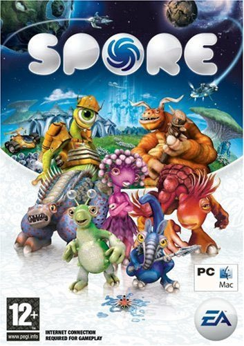 Spore Windows PC Game Download Steam CD-Key Global
