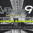 A-Train 9 V4.0: Japan Rail Simulator Windows PC Game Download Steam CD-Key Global
