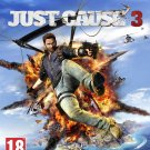 Just Cause 3 Xbox One Physical Game Disc US