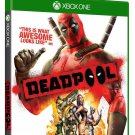 Deadpool Xbox One Physical Game Disc US