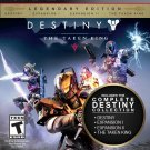 Destiny: The Taken King - Legendary Edition PS3 Physical Game Disc US