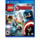 LEGO MARVEL's Avengers PSVita Physical Game Cartridge US