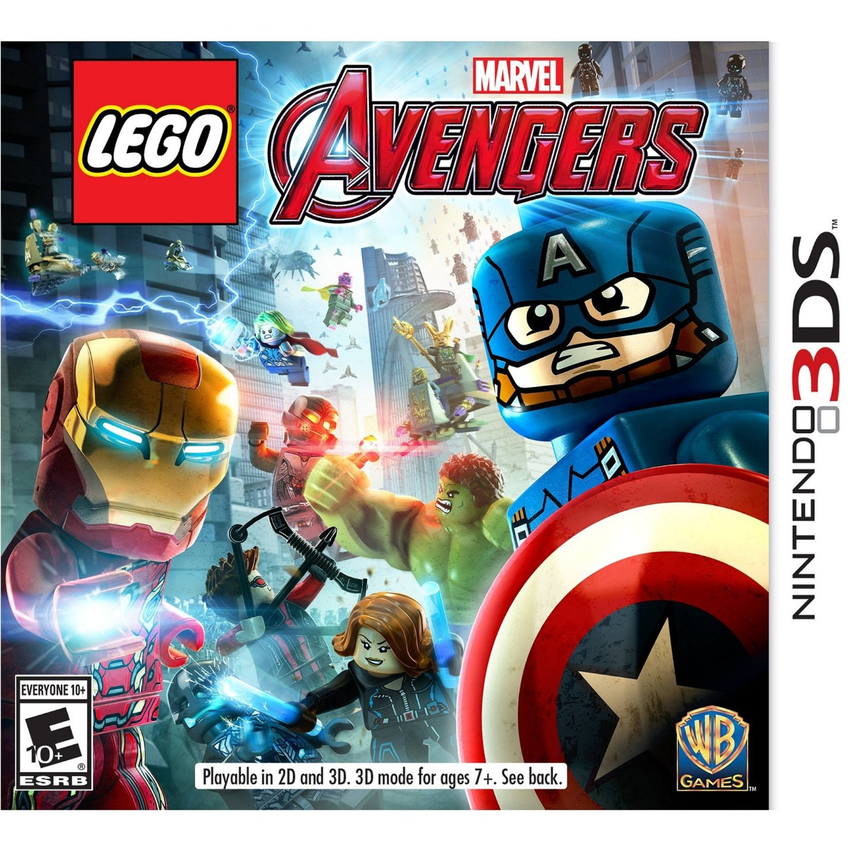 LEGO MARVEL's Avengers 3DS Physical Game Cartridge US