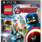 LEGO MARVEL's Avengers PS3 Physical Game Disc US