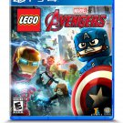 LEGO MARVEL's Avengers PS4 Physical Game Disc US