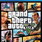 Grand Theft Auto V PS4 Physical Game Disc US