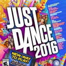 Just Dance 2016 Xbox One Physical Game Disc US