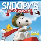 Snoopy's Grand Adventure PS4 Physical Game Disc US