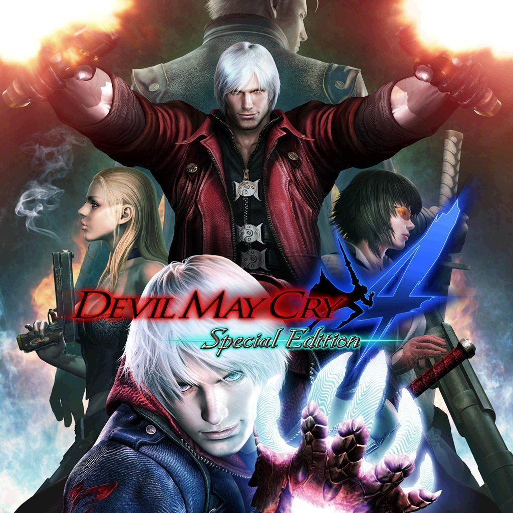 Devil May Cry 4: Special Edition Windows PC Game Download Steam CD-Key Global