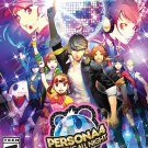 Persona 4: Dancing All Night PSVita Physical Game Cartridge US