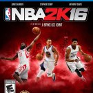 NBA 2K16 PS4 Physical Game Disc US