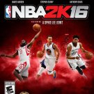NBA 2K16 Xbox One Physical Game Disc US