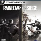 Tom Clancy's Rainbow Six Siege PS4 Physical Game Disc US