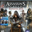 Assassin's Creed Syndicate PS4 Physical Game Disc US