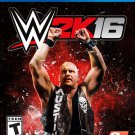 WWE 2K16 PS4 Physical Game Disc US