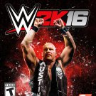 WWE 2K16 Xbox One Physical Game Disc US