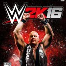 WWE 2K16 Xbox 360 Physical Game Disc US