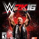 WWE 2K16 PS3 Physical Game Disc US