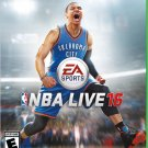 NBA Live 16 Xbox One Physical Game Disc US