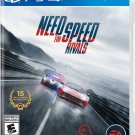 Need for Speed Rivals PS4 Physical Game Disc US