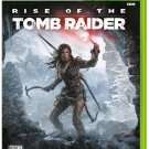 Rise of the Tomb Raider Xbox 360 Physical Game Disc US