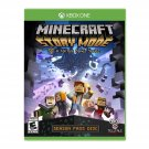 Minecraft: Story Mode - Season Disc Xbox One Physical Game Disc US