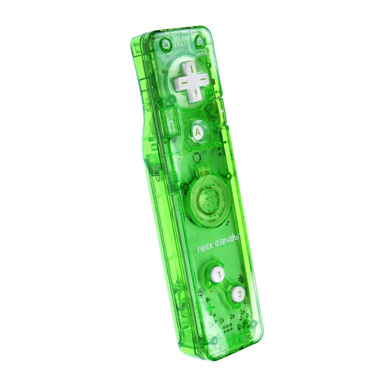 Rock Candy Wii Gesture Controller - Green