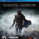 Middle Earth: Shadow of Mordor PS4 Physical Game Disc US