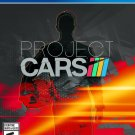 Project CARS PS4 Physical Game Disc US