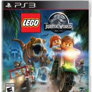 LEGO Jurassic World PS3 Physical Game Disc US