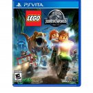 LEGO Jurassic World PSVita Physical Game Cartridge US