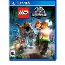 LEGO Jurassic World PSVita Physical Game Cartridge US