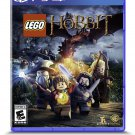LEGO The Hobbit PS4 Physical Game Disc US