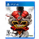 Street Fighter V PS4 Physical Game Disc US