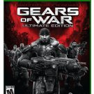Gears of War Ultimate Edition Xbox One Physical Game Disc US