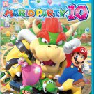Mario Party 10 Wii U Physical Game Disc US