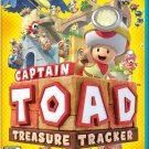 Captain Toad: Treasure Tracker Wii U Physical Game Disc US